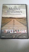"DVD ""MENTES BRILLANTES"" PRECINTADA SEALED"