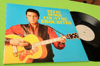 ELVIS PRESLEY LP SINGS COUNTRY FAVOURITES HOLLAND PRESS MNT UNPLAYED MAI SUONATO