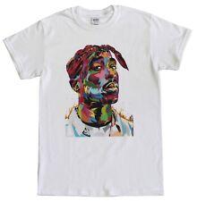 2PAC Tupac Shakur Hip Hop Rapper Tshirt