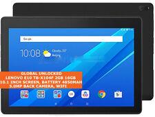 """Lenovo E10 TB-X104F 2gb 16gb Quad Core 5.0 Webcam 10.1 """" Wi-Fi Tablette Android"""