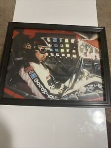 """Two Bill Simpson Framed Pictures 11""""x9"""""""