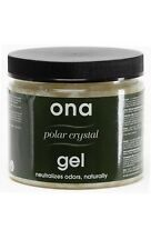 Ona Gel Polar Crystal 1L Tub - Odour Neutralizer - Professional Odour Control