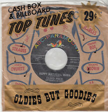 LLOYD PRICE - ABC-Paramount 10372 - Under Your Spell Again - SEALED 45 w/co slv