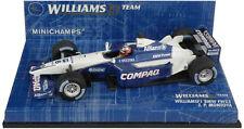 Minichamps Williams F1 BMW FW23 2001 - Juan Pablo Montoya 1/43 Scale