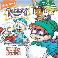 Rugrats Holiday Classics New CD, Factory shrink wrap. the case is cracked.