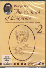 NEW SEALED DVD The School of Légèreté Philippe Karl part 2 Advanced Work