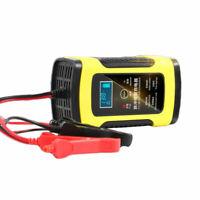 12V Pulso Reparación Cargador 5A Coche Batería de LCD Ue Enchufe