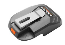 Ridgid 18-Volt USB Portable Charging Port Power Adapter Battery Phone Tablet New