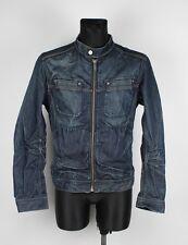 Diesel New Giasty MA719 Men Jeans Jacket Size L, Genuine