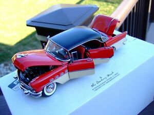 Danbury Mint 1/24th Scale 1956 Buick Riviera-BOX-VERY VERY NICE-