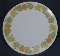 Noritake Sunny Side 9003 Dinner Plates Lot of 2 Floral Flowers Progression