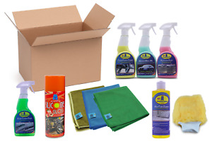 PROFESSIONAL FROGCHEM CAR CLEANING KIT