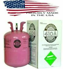 R410a, R-410a R 410a Refrigerant 25lb tank. New Factory Sealed (MADE IN USA)