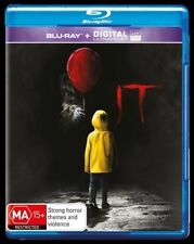 IT (Blu-ray, 2017) NEW