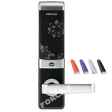 EVERNET LOGHOME Digital Door Lock Keyless Security Entry Passcode & 4 Touch Key