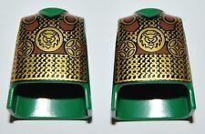 13607 Cuerpo romano verde 2u playmobil,body,roman,tribuno,tribune,official
