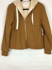 New Velvet by Graham & Spencer Women's Size Medium Jacket Cozy Super Soft!