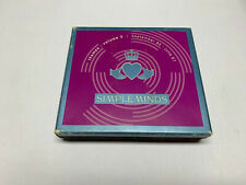Simple Minds - THEMES - Volume 3 - 5 CD-Single Box © 1990 (sept.85-june 87)