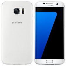 Custodia Cover Case slim Samsung Galaxy S7 Edge G935 in silicone trasparente