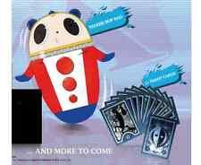 Persona 4 Arena Ultimax - Teddie Bop Bag & 11 Tarot Cards [Game Memorabilia] NEW