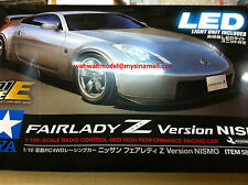 Tamiya 58402 1/10 RC Nissan Fairlady Z Ver Nismo - TT01E