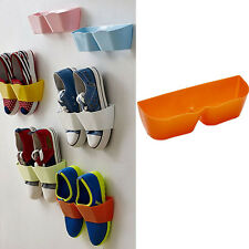 Hot Creative Shoe Storage Organizer Wall Door Rack Shelf Cabinet Stand Free P&P