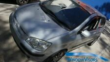Window Visors WeatherShields weather shields for Hyundai Getz 3 door 2002-2011
