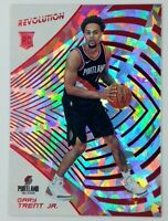 2018-19 Panini Revolution New Year Gary Trent Jr Rookie RC #149, Trail Blazers