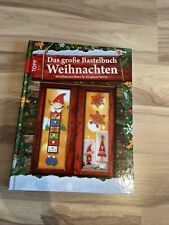 Das große Bastelbuch Weihnachten