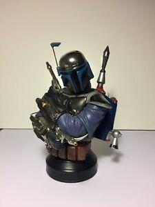 Star Wars Gentle Giant JANGO FETT Mini Bust