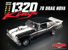 "GMP 1970 Chevrolet Nova ""1320 Kings "" Diecast Drag Car LE 1074pcs 1:18*New-Nice!"
