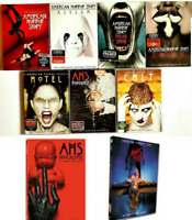 American Horror Story: Season 1 - 9 (DVD Box Set) New & Sealed Fast Shipping