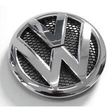 Original VW Emblem Kühlergrill T5 Transporter Multivan Crafter Zeichen chrom OEM