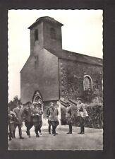 MAI 1940 - Hitler , Goering et l'Etat-Major Allemand à Bruly-de-Pesche