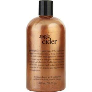 Philosophy apple cider body wash