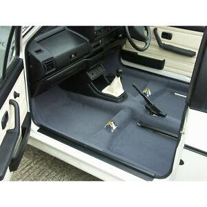 VW GOLF MK1 3DR HATCHBACK RHD MOULDED CARPET - CK5500