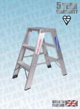 More details for double sided aluminium steps - titan - hand made to order - buy the best once .