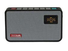 TECSUN ICR-100 FM Stereo Radio with Digital Recorder MP3 Player+ Free 4G SD Card