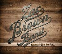 ZAC BAND BROWN - GREATEST HITS SO FAR...  CD NEU