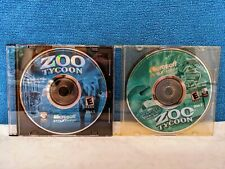 Zoo Tycoon: Complete Collection (PC, 2003) - Ships in Box