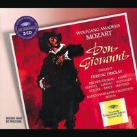 "FERENC FRICSAY ""MOZART: DON GIOVANNI(THE ORIGINALS- GESAMTAUFNAHME)"" 3 CD NEW!"