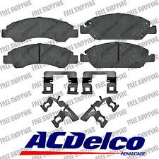 Front  Brake Pad-Ceramic For Gmc Savana 1500 Chevy Silverado 1500 Express 1500