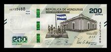 B-D-M Honduras 200 Lempiras Commemorative 2021 Pick New SC UNC