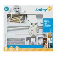Kit sicurezza casa Safety 1st 39098760 blocca cassetti paraspigoli bambino