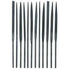 12 Piece Set Precision Needle File Set Assorted Shaped