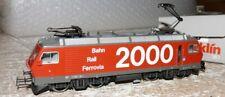 P11  Märklin 3630  E LOK Re 4/4 10104 SBB Bahn Rail Ferrovia 2000 digital