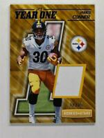 2017 Rookies & Stars Year One Prime #33 James Conner /25