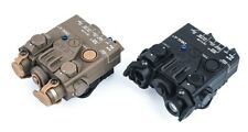 LaserMax Spartan Red Laser/Light Combo Adjustable Fit Black - Sps-C-R