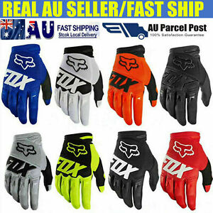 FOX Gloves Racing Motorcycle Gloves Cycling Bicycle MTB Bike Riding AU SELLER