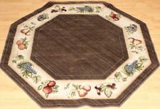 Unbranded Octagon Area Rugs